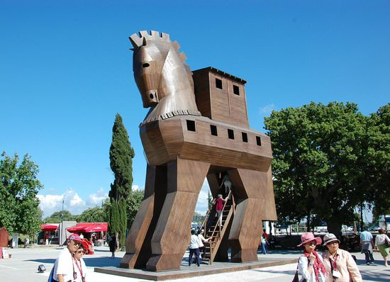 The Ancient City of Troy