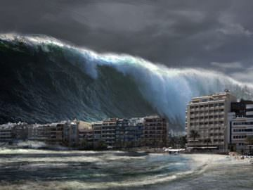 Biggest Tsunami in The World
