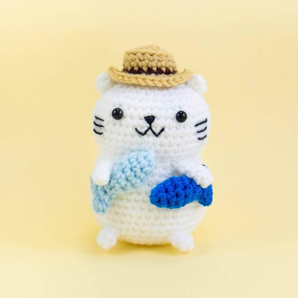 Learn How To Crochet Amigurumi