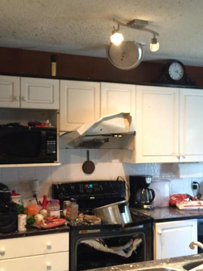 Why The Pressure Cooker Explodes?