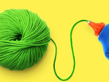 21 Lovely Crafts With Yarn