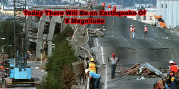 Today There Will Be an Earthquake Of 8 Magnitude (Frank Hoogerbeets)