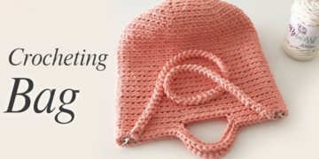 How To Crochet Bag ? With XXLace Yarn