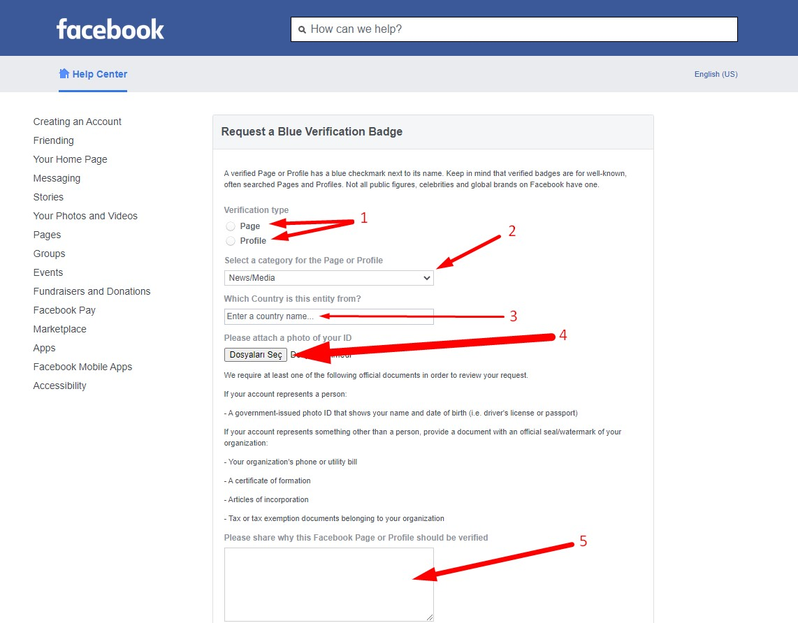 How to Get Blue Tick on Facebook | Account Verification - 2020/2021 Updated Method